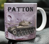 Hrnček ARMY Tank PATTON