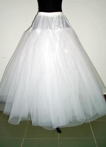 1c0b067f5ff2 Tylová spodnica pod svadobné šaty